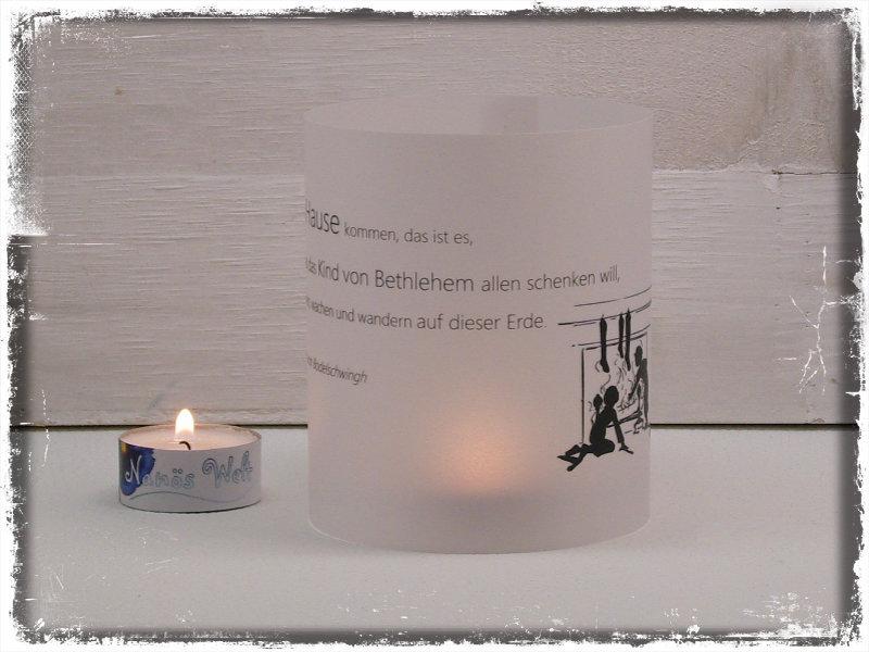 Windlicht Weihnachten Mit Gedicht Bodelschwingh